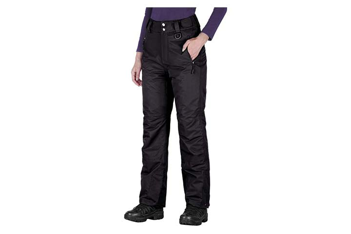 FREE SOLDIER Womens Snow Or Ski Insulated Pants