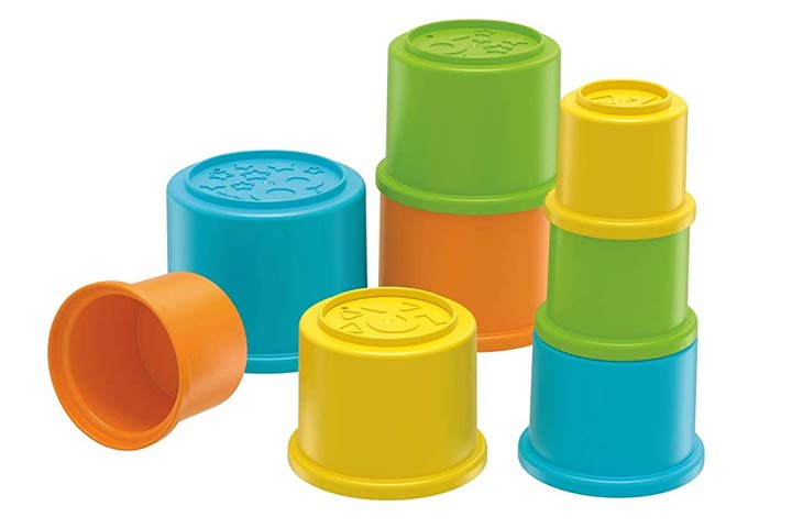 Fisher-price stacking cup