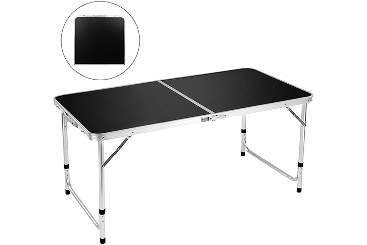 FiveJoyFolding Camping Table