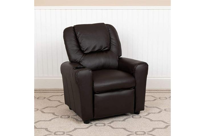Flash Furniture LeatherSoft Kids Recliner