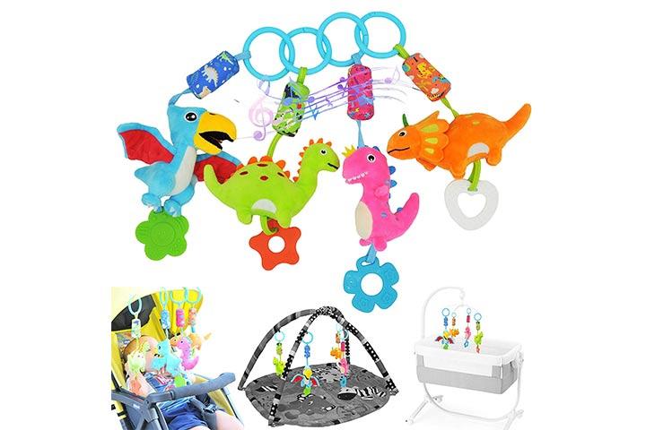 Gebra Stroller Toys Car Seat Toys