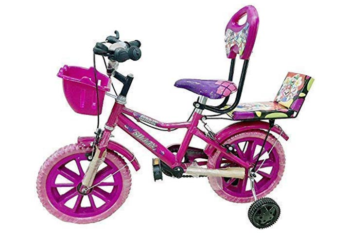 Global Bikes Barbie Kids Bicycle