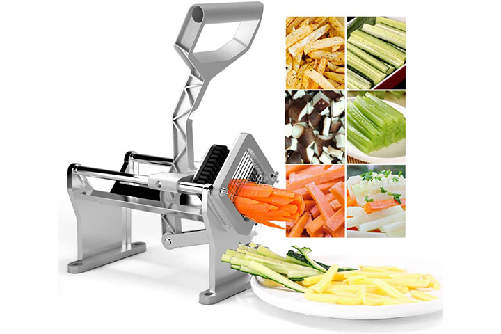Goplus Commercial French Fry Cutter