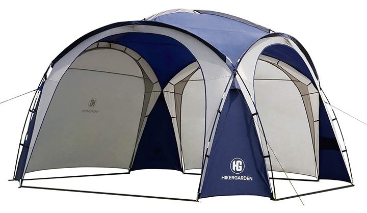 HG Easy Beach Tent Camping Sun Shelter