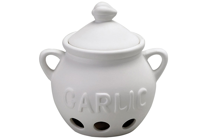 HIC Harold Import Co. Garlic Clove Keeper
