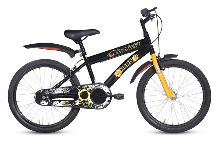 Hero Blast 20T Single Speed Kids' Bike