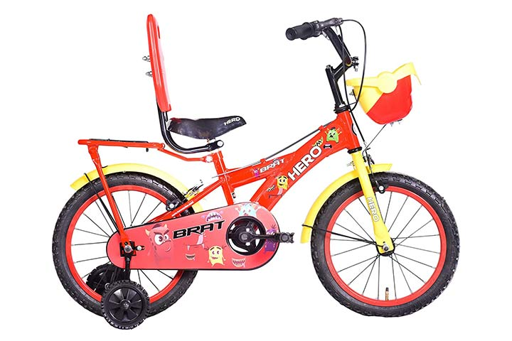 Hero Brat 16T Single Speed Cycle