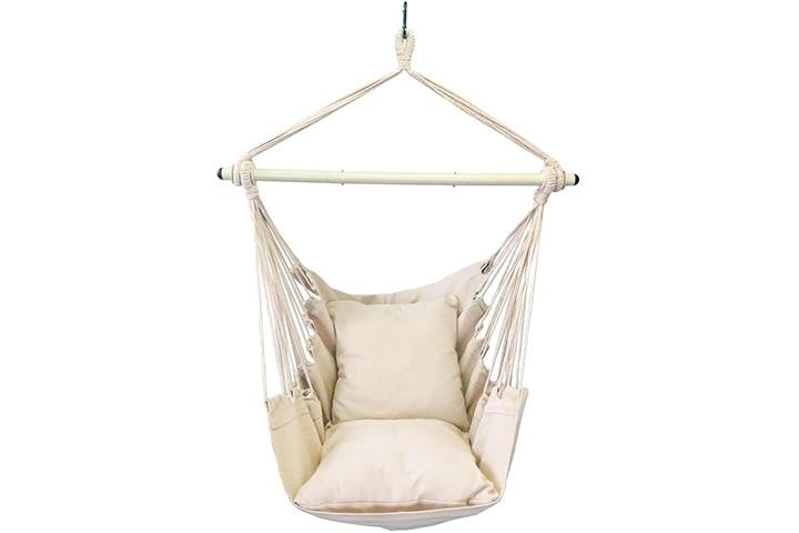 Highwild Hanging Rope Hammock Chair