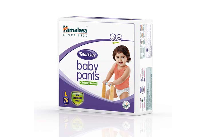 Himalaya Total Care Baby Pant Diapers