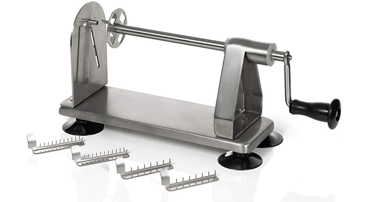 Homarden 3 Blade Stainless Steel Zoodle Maker