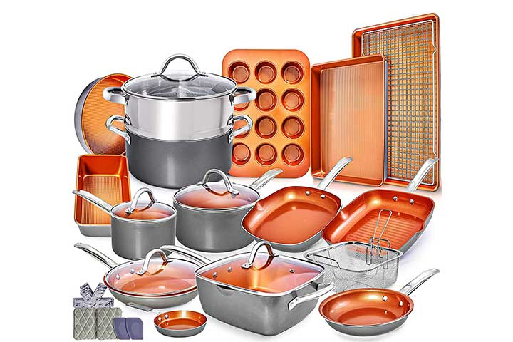 Home Hero Copper Pots And Pans