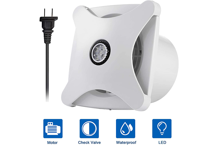 Hon&Guan Home Ventilation Exhaust Fan