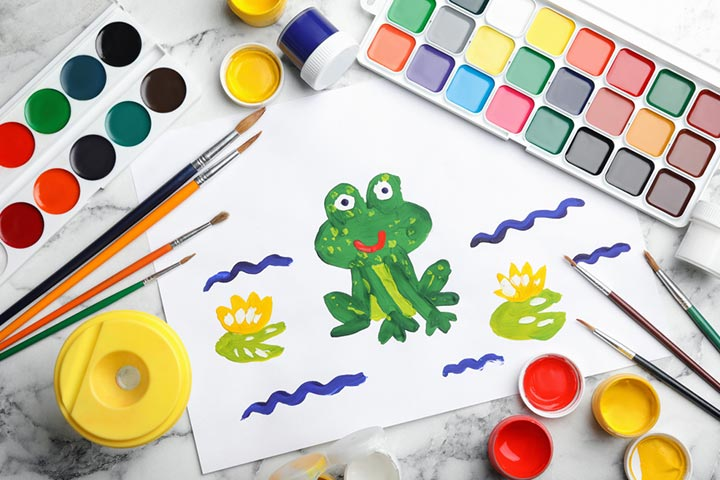 How To Draw Frog For Kids: Easy Step-By-Step Tutorial