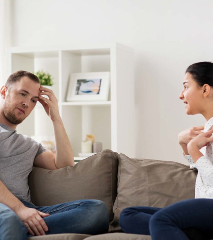How To Handle A Difficult Husband Or Wife