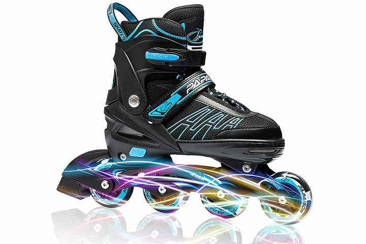 ITurnGlow Adjustable Inline Skates