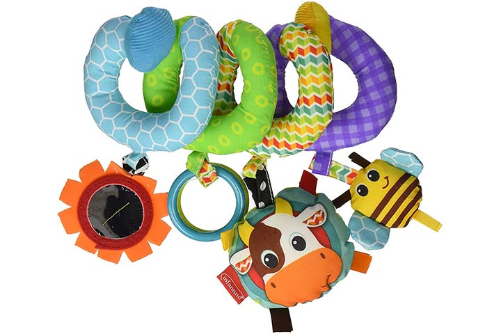 Infantino Spiral Activity Toy