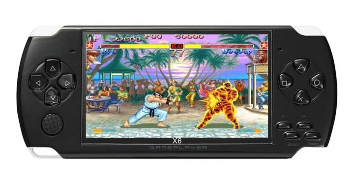 JXD Handheld Portable Game Console