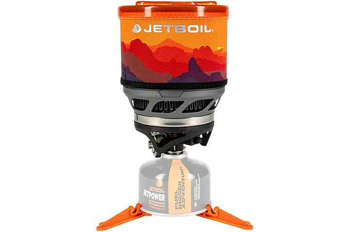 Jetboil MiniMo Camping and Backpacking Stove
