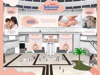 Johnson's Baby cottontouch Virtual Baby Shower Has Proved - Moms Who Try It Love It!