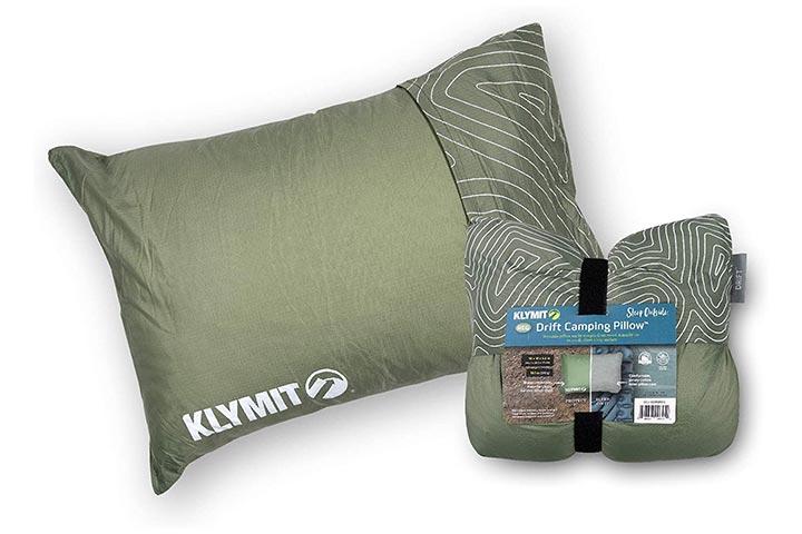 Klymit Drift Camping Pillow
