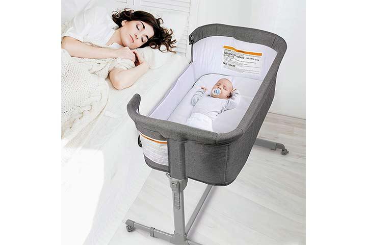 KoolerThings 3 in 1 Portable Crib