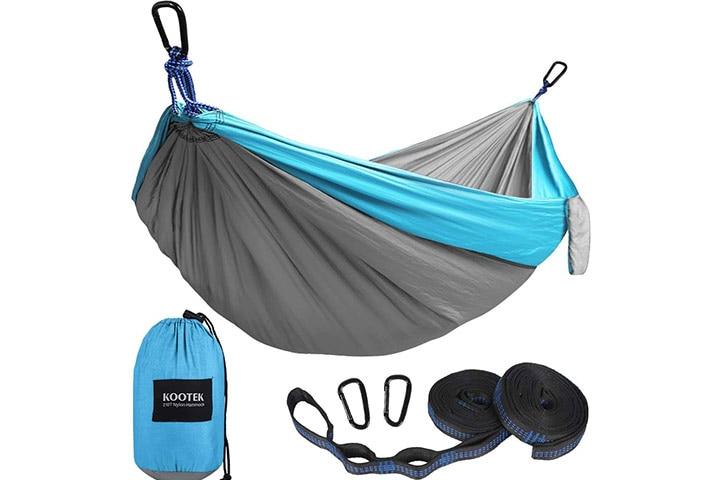 Kootek Camping Double & Single Portable Hammocks