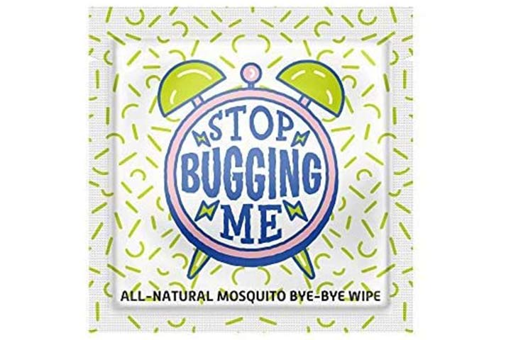 La Fresh Mosquito Repellent Wipes