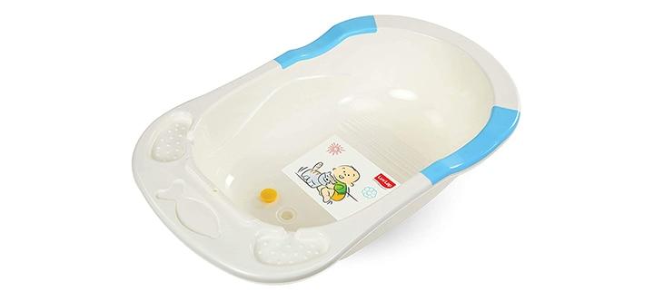 LuvLap Baby Bathtub