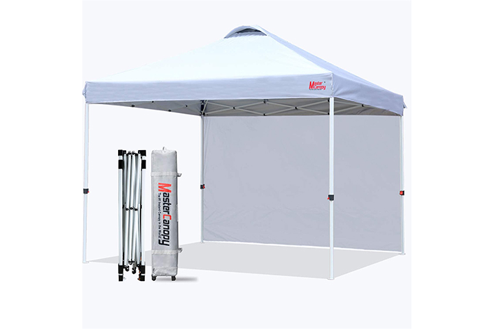 MASTERCANOPY Patio Pop Up Instant Shelter