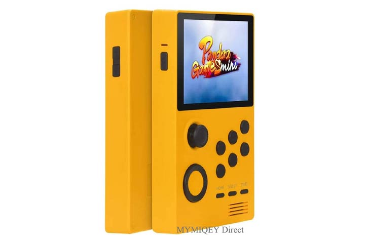 MYMIQEY Pandora Mini Handheld Game Console