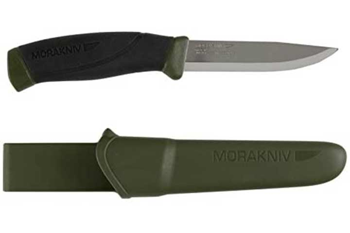 Morakniv Companion Fixed Blade Outdoor Knife