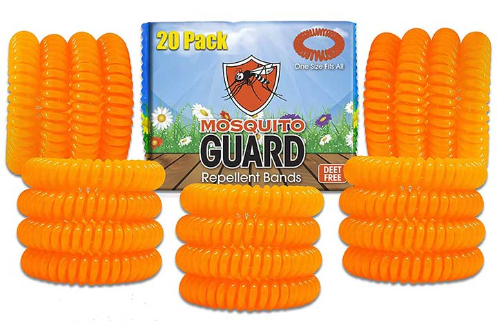 Mosquito Guard Kids Repellent BandsBracelets