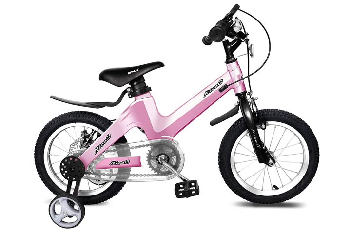 NiceC BMX Kids Bike with Dual Disc Brake