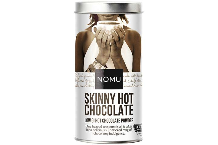 Nomu Skinny 60% Cocoa Hot Chocolate