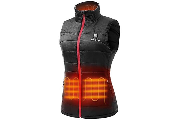 ORORO Women's Thermal Vest