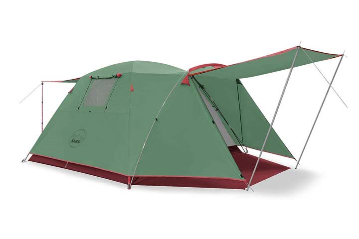 Outdoor Camping Tent by Kazoo
