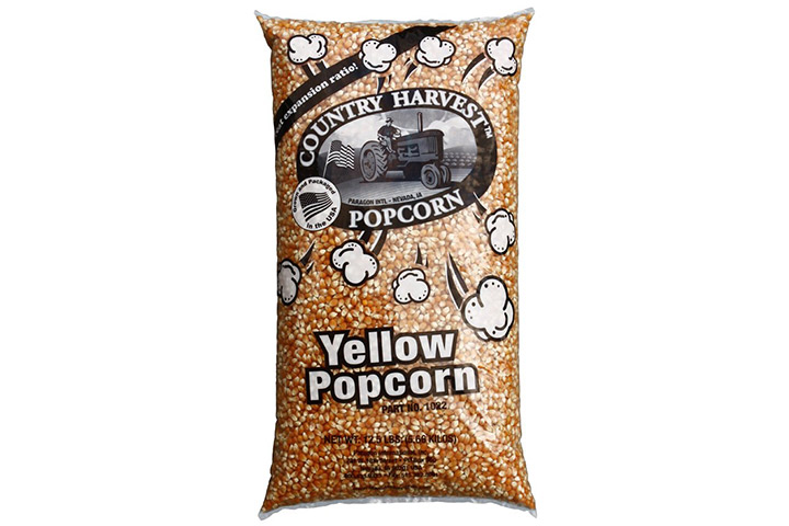 Paragon Country Harvest Yellow Popcorn