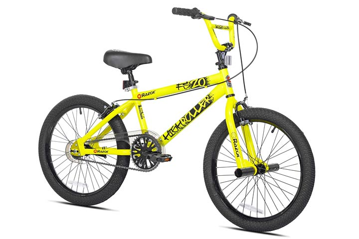 Razor High Roller BMXFreestyle Bike