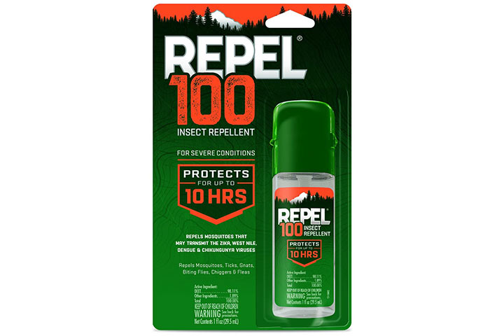 Repel 100 Insect Repellent, Pump Spray