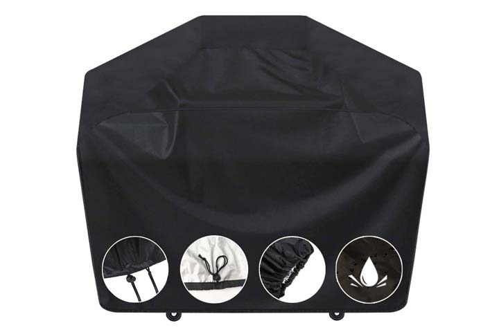 SARCCH Grill Cover