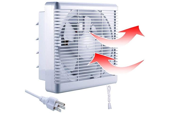 Sailflo 10 Inch Exhaust Shutter Fan