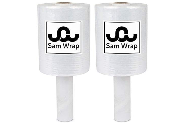 Sam Wrap Plastic Wrap Rolls
