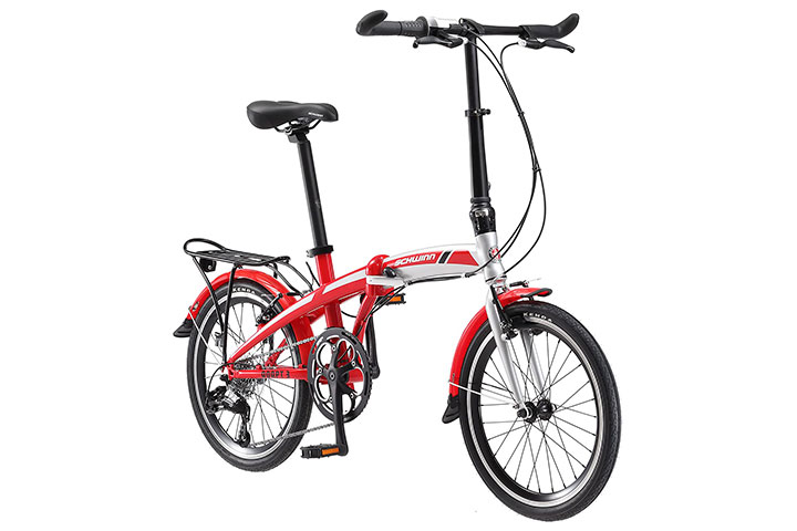 Schwinn Adapt 1 Folding Bike, 20-inch Wheels