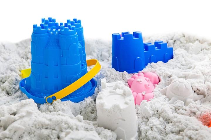Shaving Cream Sand Foam
