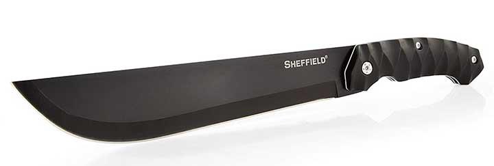 Sheffield 12143 Drayton 9 Inch Drop Point Blade