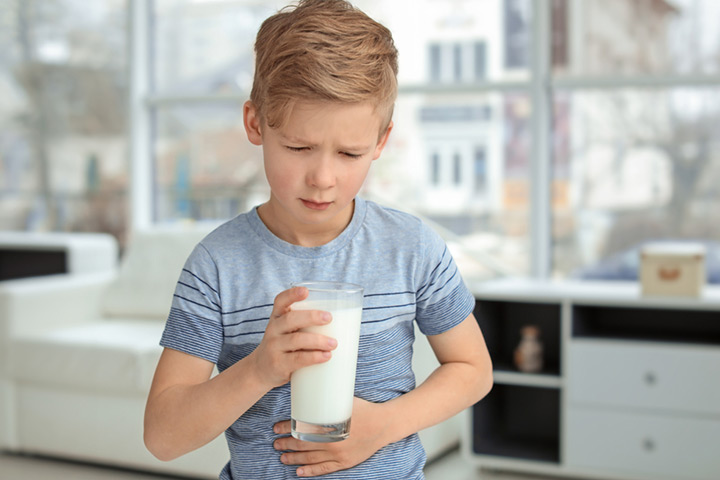 Signs And Symptoms Of Lactose Intolerance In Children