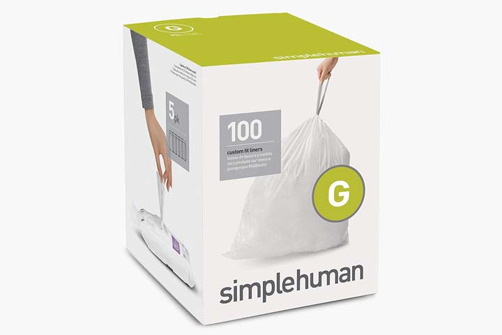 Simplehuman Code G Custom Fit Drawstring Trash Bags
