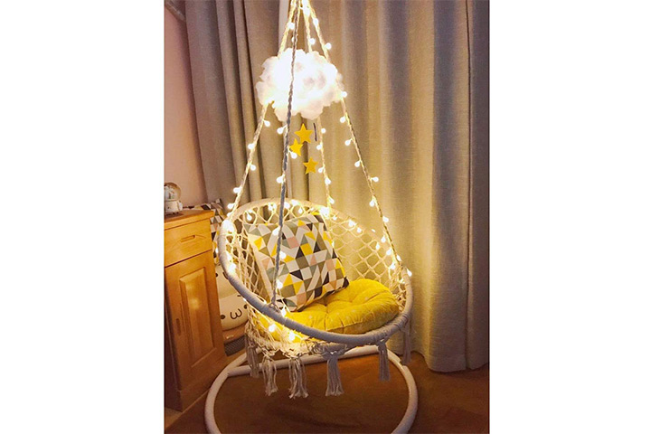 Sonyabecca LED Hanging Chair