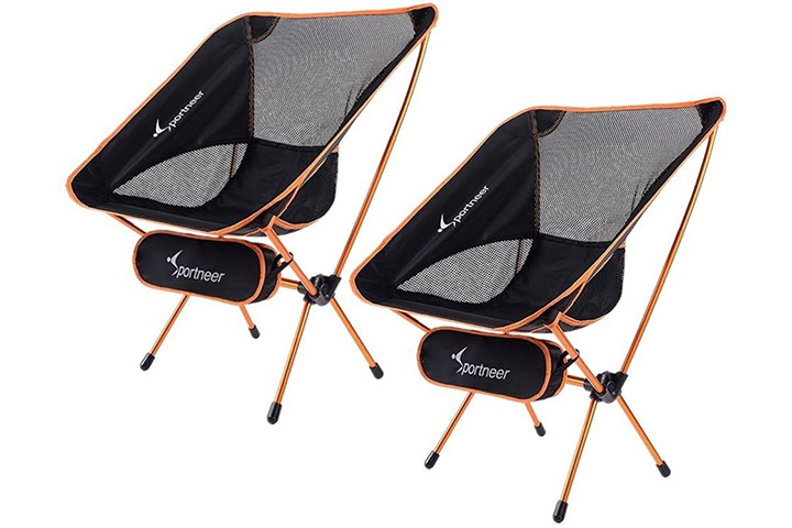 Sportneer Camping Backpacking Chair