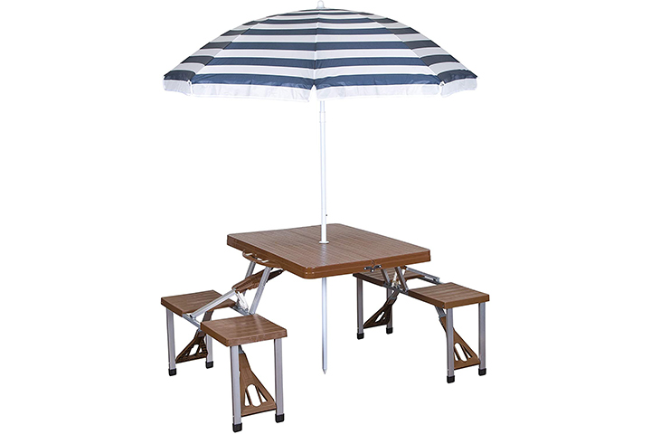 Stansport Picnic Table